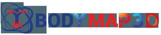Body Map 3D Logo